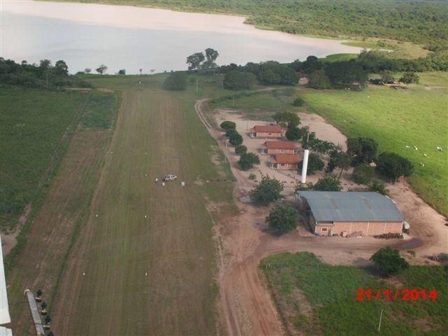 Fazenda 4400 hectares divisa com Goiás, a 500 km de Cuiabá e 500 km de Goiânia! PECUÁRIA!