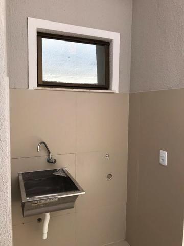 Casa Plana no Eusébio, 3 quartos, suítes, churrasqueira, excelente localização! - Foto 17