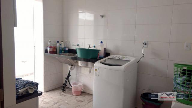 Casa com 4 dormitórios à venda, 250 m² por R$ 600.000 - Cond. Vila Real - Salgadinho - Pat - Foto 19