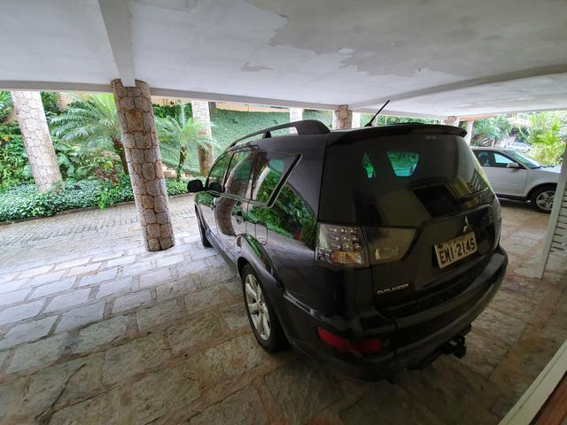 Mitsubishi Outlander blindada em perfeito estado - Foto 3