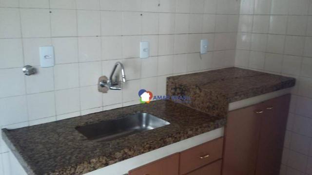 Apartamento com 3 dormitórios à venda, 78 m² por r$ 170.000,00 - setor bela vista - goiâni - Foto 12