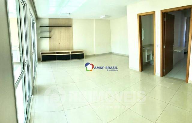 Apartamento com 3 dormitórios à venda, 111 m² por R$ 575.000,00 - Serrinha - Goiânia/GO - Foto 2