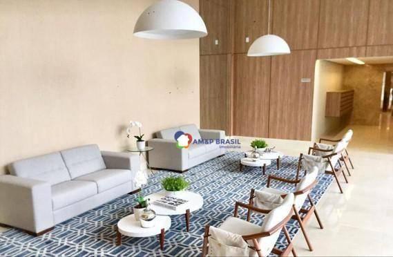 Apartamento com 3 dormitórios à venda, 104 m² por r$ 599.000,00 - jardim goiás - goiânia/g - Foto 10