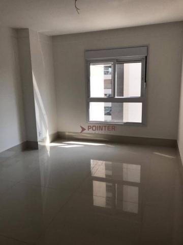Apartamento 4 suítes com 5 vagas de garagem no setor marista goiânia - go. - Foto 5