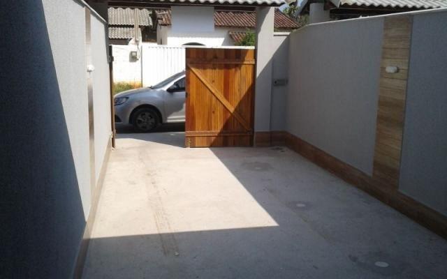 Casa no Barroco c/1 quarto e churrasqueira (nova) em Itaipuaçu - Foto 11