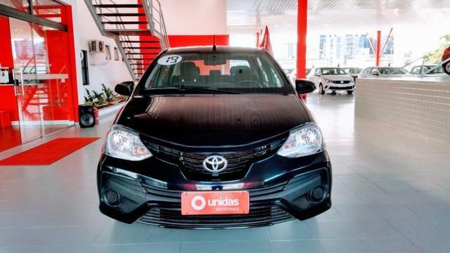 Toyota Etios Sedan X 2019 MT