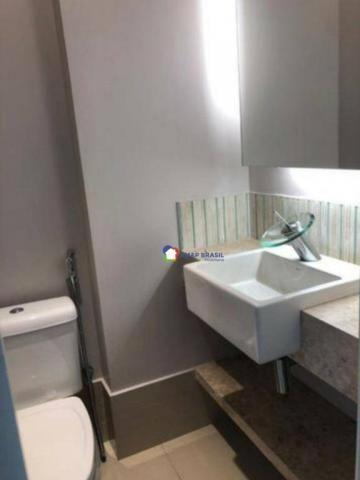 Apartamento com 2 dormitórios à venda, 105 m² por R$ 495.000,00 - Setor Bueno - Goiânia/GO - Foto 19