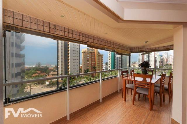 Apartamento com vista para o mar de Torres RS, nas quatros praças. - Foto 10