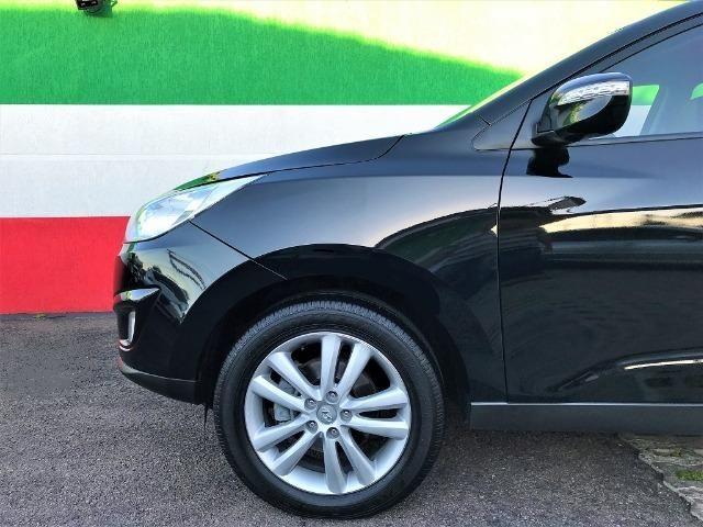 Hyundai IX35 Botão Start, Automática, Top + Kit GNV Última Geração, Baixa km. Lindo Carro! - Foto 10