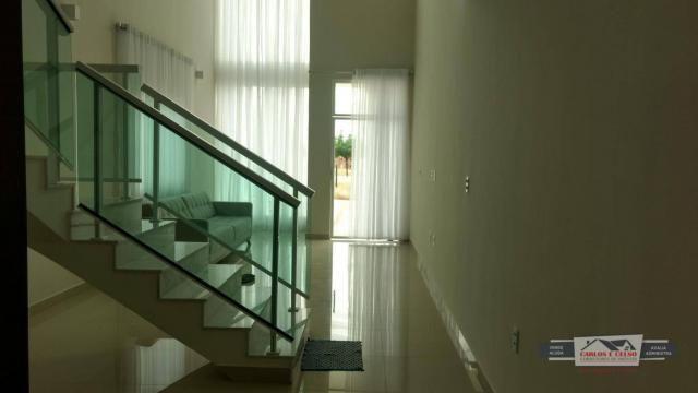 Casa com 4 dormitórios à venda, 250 m² por R$ 600.000 - Cond. Vila Real - Salgadinho - Pat - Foto 3