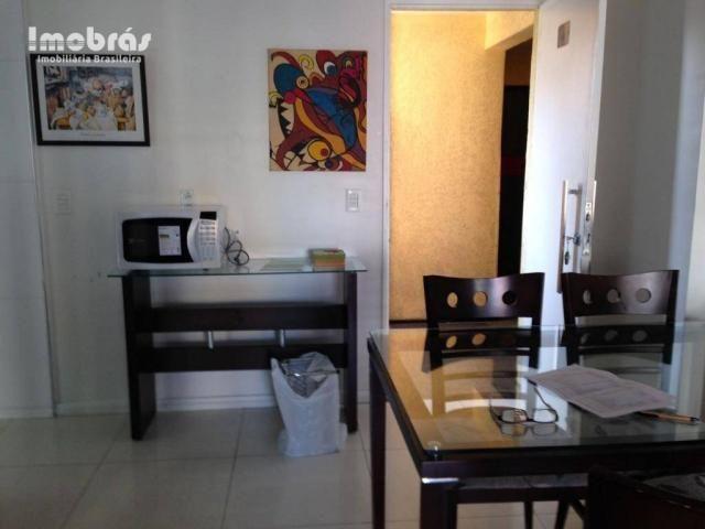 Spazzio, Abolição, Meireles, Fortaleza, Apartamento a venda. - Foto 7