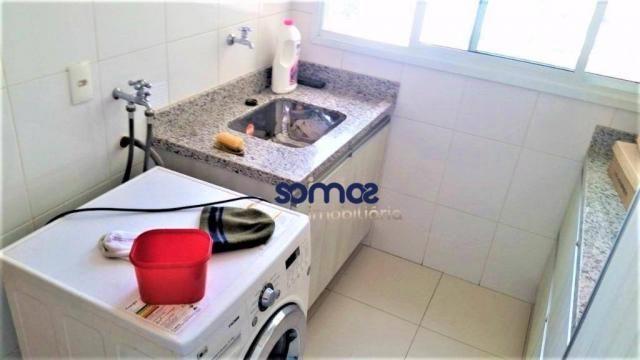 Apartamento com 3 dormitórios à venda, 122 m² por r$ 729.000 - setor bueno - goiânia/go - Foto 13