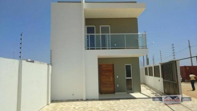 Apartamento Duplex com 4 dormitórios à venda, 122 m² por R$ 240.000 - Jardim Magnólia - Pa - Foto 5