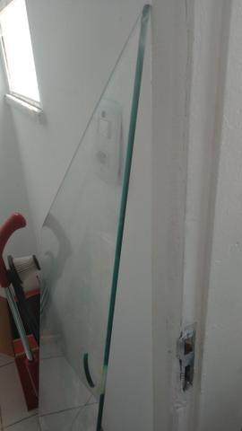 Bancada de Vidro Temperado com Suporte - Foto 3