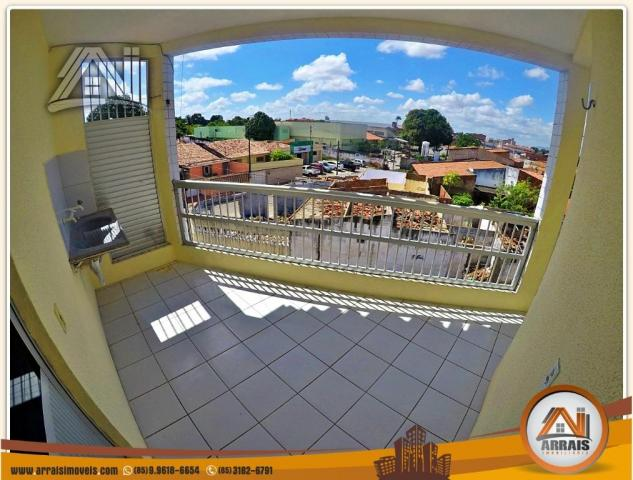 Vendo casas multifamiliar com 2 quartos no bairro antonio bezerra - Foto 10