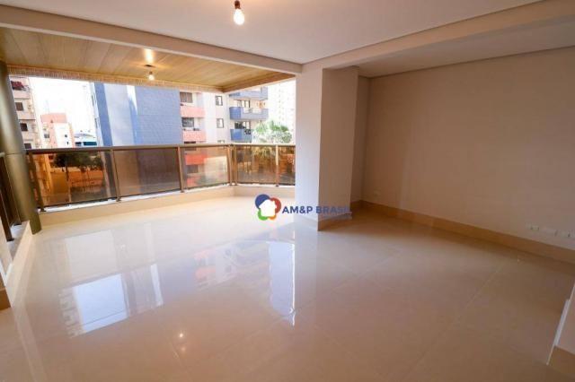 Apartamento com 3 dormitórios à venda, 230 m² por r$ 940.000,00 - setor bueno - goiânia/go - Foto 12