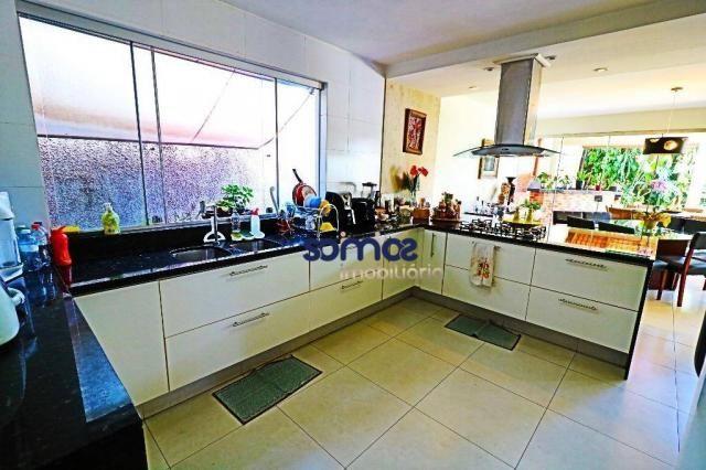 Sobrado com 4 dormitórios à venda, 280 m² por R$ 995.000,00 - Setor Sul - Goiânia/GO - Foto 10
