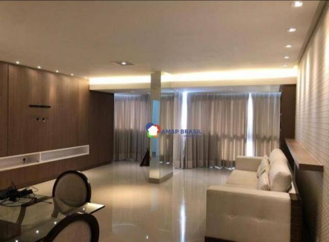 Apartamento com 2 dormitórios à venda, 105 m² por R$ 495.000,00 - Setor Bueno - Goiânia/GO - Foto 2