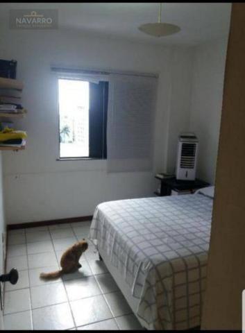 Apartamento com 1 dormitório à venda, 48 m² por r$ 250.000 - graça - salvador/ba - Foto 7