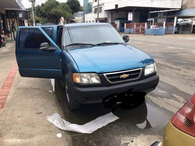 Chevrolet BLAZER 2.1 Gasolina GNV - Foto 2