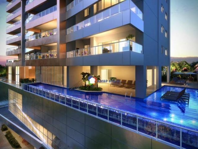 Apartamento com 3 dormitórios à venda, 178 m² por r$ 1.115.500,00 - setor marista - goiâni - Foto 10
