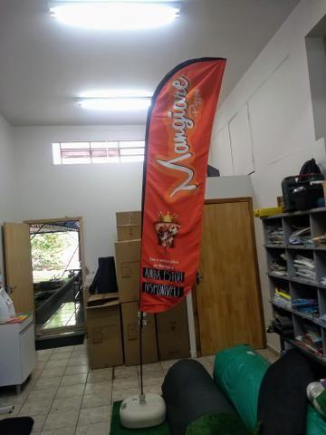 Flag Banner Wind Banner - Foto 5