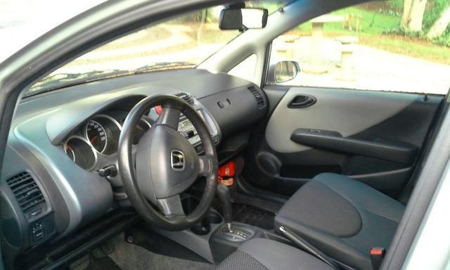 Honda Fit Automático 2007 Novíssima'