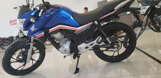 Honda Cg Honda Titan