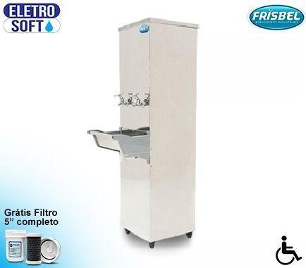 Bebedouros de água Industriais de 25, 50, 100 e 200 litros. Água gelada e natural - Foto 4