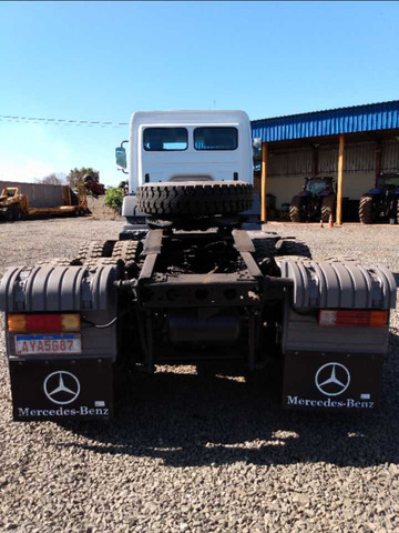 Mercedes 3344 6x4 bug pesado - Foto 12