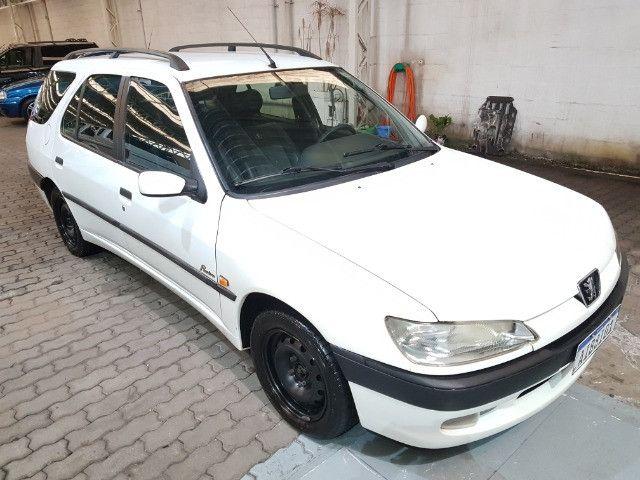 Repasse - Peugeot 306 1.8 16v - Passion Break - Repasse abaixo da FIPE !!! - Foto 2