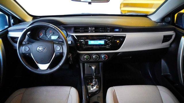 Corolla GLI 1.8 Blindado, é na Gran Car! - Foto 6