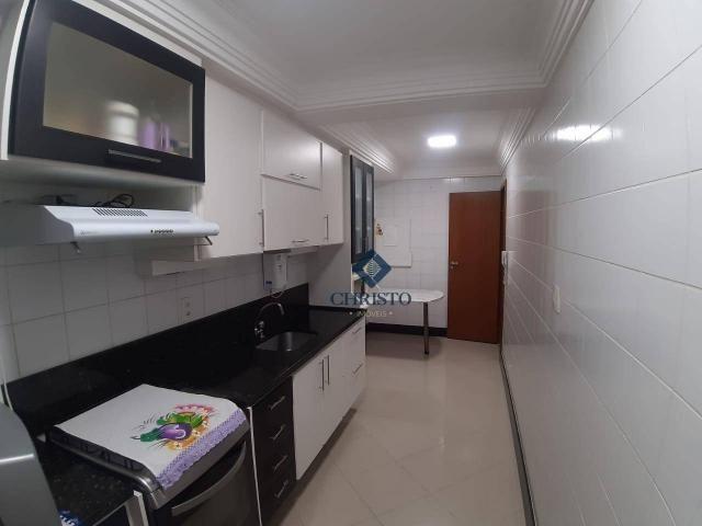 Apto com 3 Qtos à venda, 145 m² por R$ 690.000 - Praia de Itapuã. - Foto 12