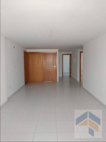 Apartamento com 3 dormitórios à venda, 112 m² por R$ 470.000,00 - Bessa - João Pessoa/PB - Foto 6