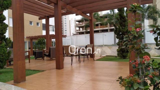 Apartamento com 3 dormitórios à venda, 113 m² por R$ 630.000,00 - Jardim Goiás - Goiânia/G - Foto 14