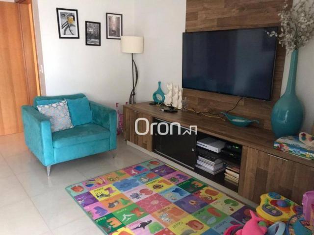 Apartamento com 3 dormitórios à venda, 113 m² por R$ 630.000,00 - Jardim Goiás - Goiânia/G - Foto 7