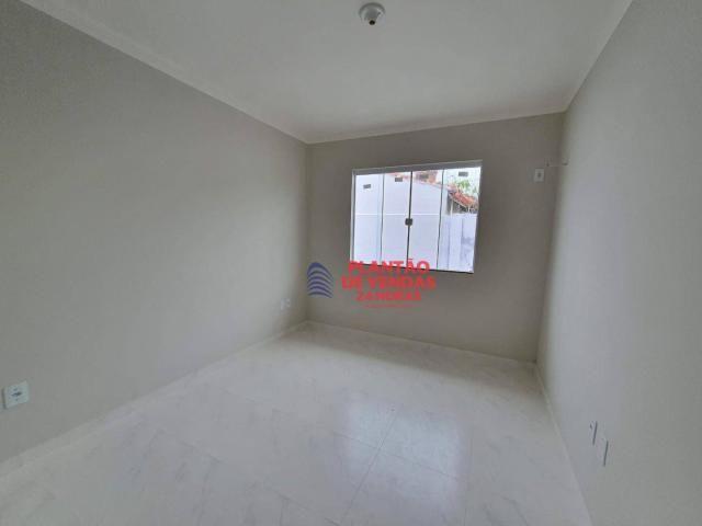 Ótimas casas lineares 3 quartos (opção de piscina e deck) - Enseada das Gaivotas - Rio das - Foto 14