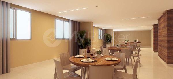 Apartamento com 3 quartos no Cerrado Family Home - Bairro Aeroviário em Goiânia - Foto 18