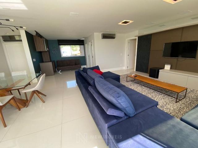 Apartamento Frente Mar com 3 Suítes na Praia Brava. - Foto 9