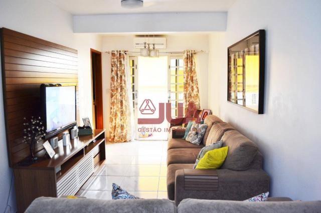 Apartamento com 2 Quarto, Escritório, Sala, Cozinha, Banheiro, Área de Serviço e Garagem à - Foto 5