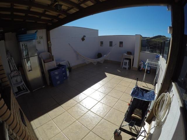 Cobertura à venda com 3 dormitórios em Castelo, Belo horizonte cod:32019 - Foto 10