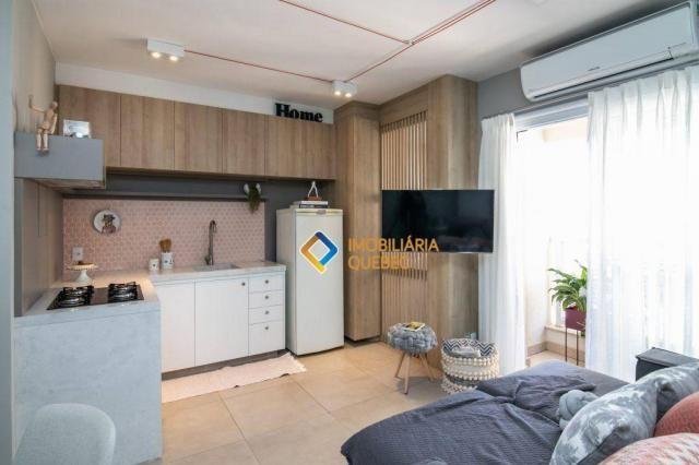 Apartamento com 1 dormitório para alugar, 41 m² por r$ 2.000/mês - ribeirânia - ribeirão p - Foto 13