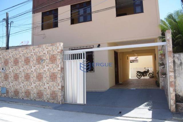 Casa com 4 dormitórios à venda, 200 m² por R$ 340.000,00 - Passaré - Fortaleza/CE - Foto 4