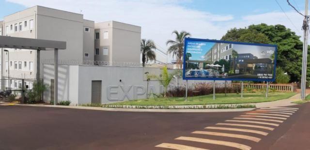 Apartamento para alugar com 2 dormitórios em Jardim veneto ii, Sertaozinho cod:L4376 - Foto 2
