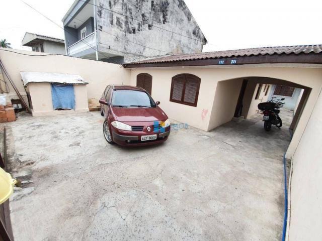 Terreno com 2 casas no Uberaba - Foto 2