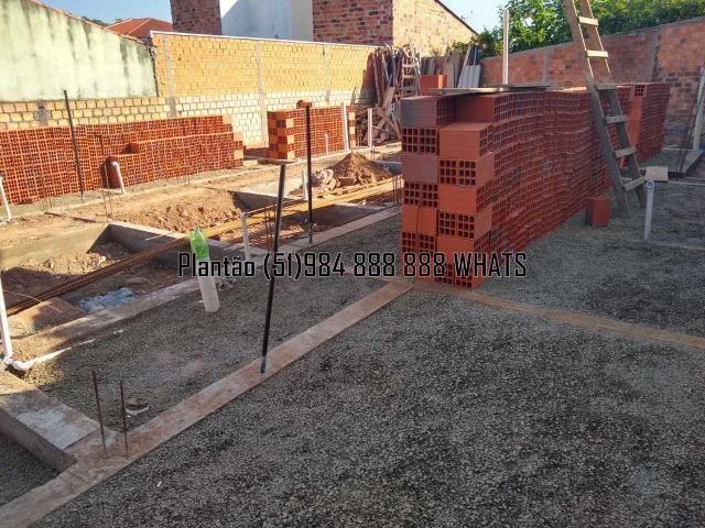 Excelentes Casas 2 Dormitórios 2 Vaga Gravataí Bom Sucesso Documentação Gratuita!! - Foto 20
