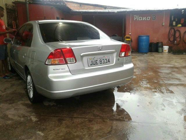 Civic lx 2003/2003 automatico - Foto 10