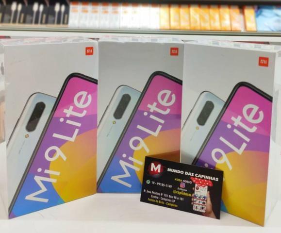 Celular Xiaomi Mi9 Lite 128gb 6 Ram Original Promoçao Cor Branco