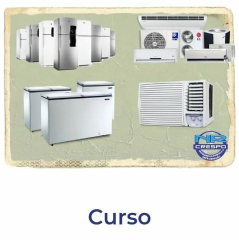 Curso de refrigeração domiciliar - Foto 2