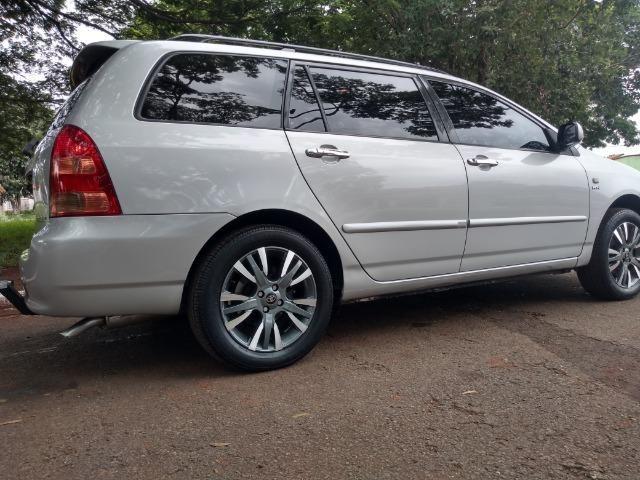 Vendo Corolla versão filder 2007 /07 ( carro extra) - Foto 8